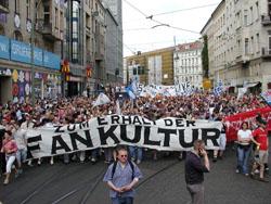 Bundesweite Demo in Berlin 2002
